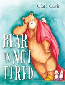Bear Is Not Tired-Book Cover